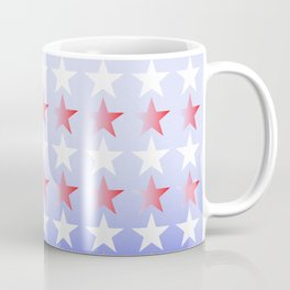 4th of July Stars Coffee Mug