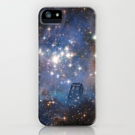 Adventures in Time and Space iPhone Case
