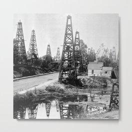Los Angeles, Toluca Street, ca.1895-1901 Metal Print