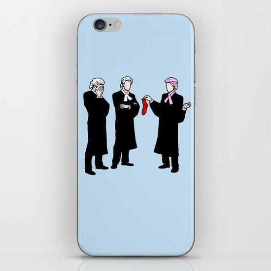 Laundry Mishap iPhone & iPod Skin