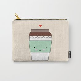 Bring coffee Carry-All Pouch