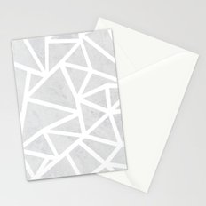 Ab Marble Zoom Stationery Cards