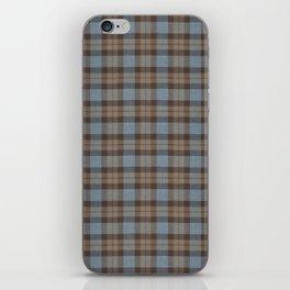 tartan iPhone Skin