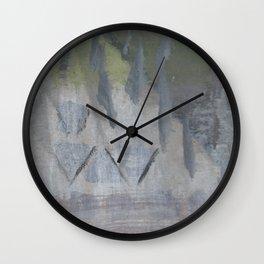 Battlemap Problematic 3 Wall Clock