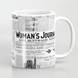 MAKING AMERICA GREAT - WOMEN'S SUFFRAGE Coffee Mug