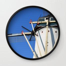 Mill Wall Clock
