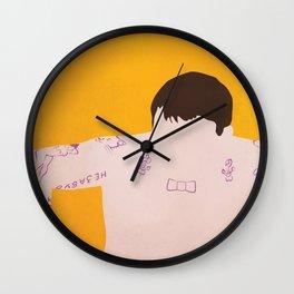 GENTLEMEN OF FORTUNE Wall Clock