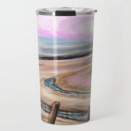 Road Bends  Travel Mug