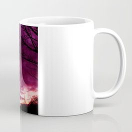 Moody Purple Sky Coffee Mug