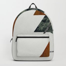 Minimalist Monstera 2 Backpack