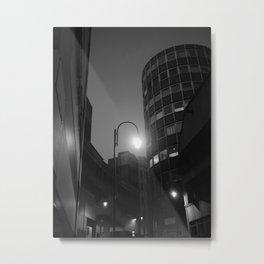 Surrealist City Metal Print