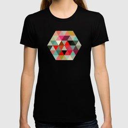 Geo Hex 03. T-shirt
