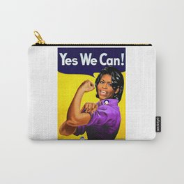 michelle obama rosie the riveter Carry-All Pouch