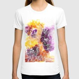 Purple Explosion T-shirt