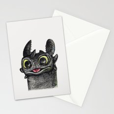 Dragon Toothless Stationery Cards