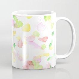 180527 Abstract Watercolour 8 | Watercolor Brush Strokes Coffee Mug