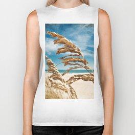 ocean breeze  Biker Tank