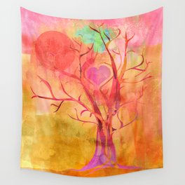 All Creation Sings Wall Tapestry
