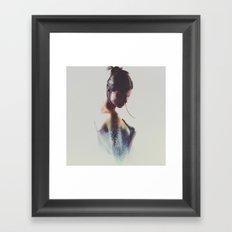 Hanne Framed Art Print