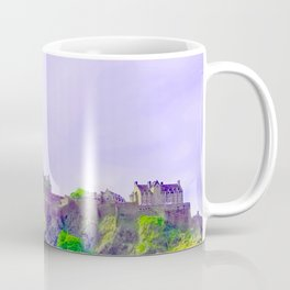Edinburgh Castle-Edinburgh, Scotland United Kingdom Coffee Mug