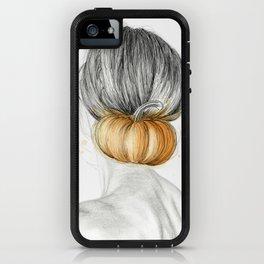 Halloween woman iPhone Case