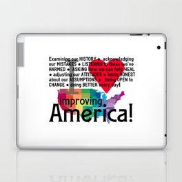 Improving America  Laptop & iPad Skin