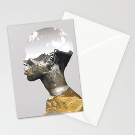Portrait (Nature) Stationery Cards