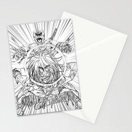 My manga Stationery Cards