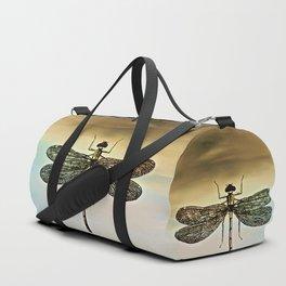DRAGONFLY I Duffle Bag
