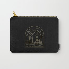 Into the Mountain Carry-All Pouch