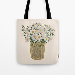 Sweet as a Daisy Tote Bag