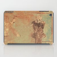 stephen king iPad Cases featuring King by Fernando Vieira
