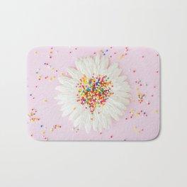 Sweet Flower #1 Bath Mat