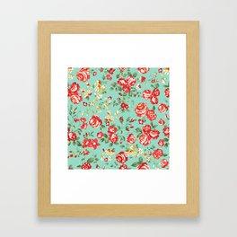 Le Petit Rose Framed Art Print