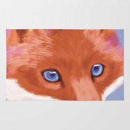Nwar the fox Rug