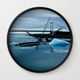 Iceberg Wall Clock