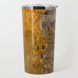 The Woman in Gold Travel Mug