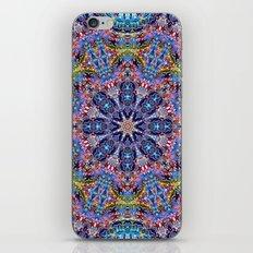 BBQSHOES: Kaleido-Fractal 1790 iPhone & iPod Skin