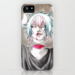 m iPhone Case