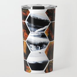 Geo Earth  Travel Mug