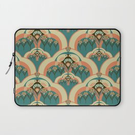 A Deco Garden Laptop Sleeve