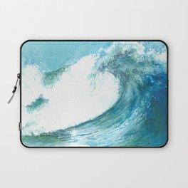 Bleu de l'ocean Laptop Sleeve