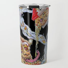 Death To False Pizza! Travel Mug
