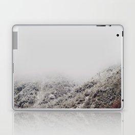 White breath Laptop & iPad Skin