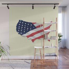 Nowhere like home - USA  Wall Mural