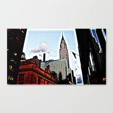 American colors  Canvas Print