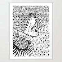 Love1 Art Print