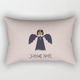 Joyeux Noel Rectangular Pillow