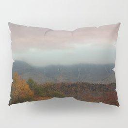 Fog Rolling Over The Hills Pillow Sham