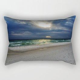 Ocean's Light Rectangular Pillow